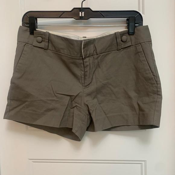 Banana Republic Pants - Grey Khaki Shorts - Size 6